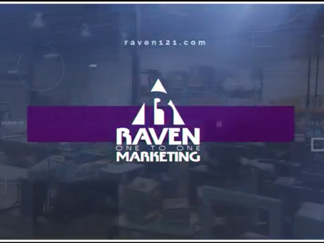 Watch Raven 1 to 1 Marketing's New Video