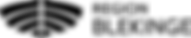 Region Blekinge logotyp svart tryck.png