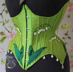 Lily of the Valley Underbust