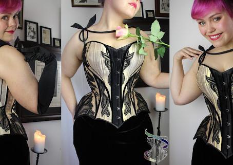 Dress Diary - 2016 Corset contest