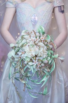 Flower Art Design by Alicja Mazur