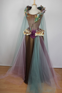 Beautiful Decay gown