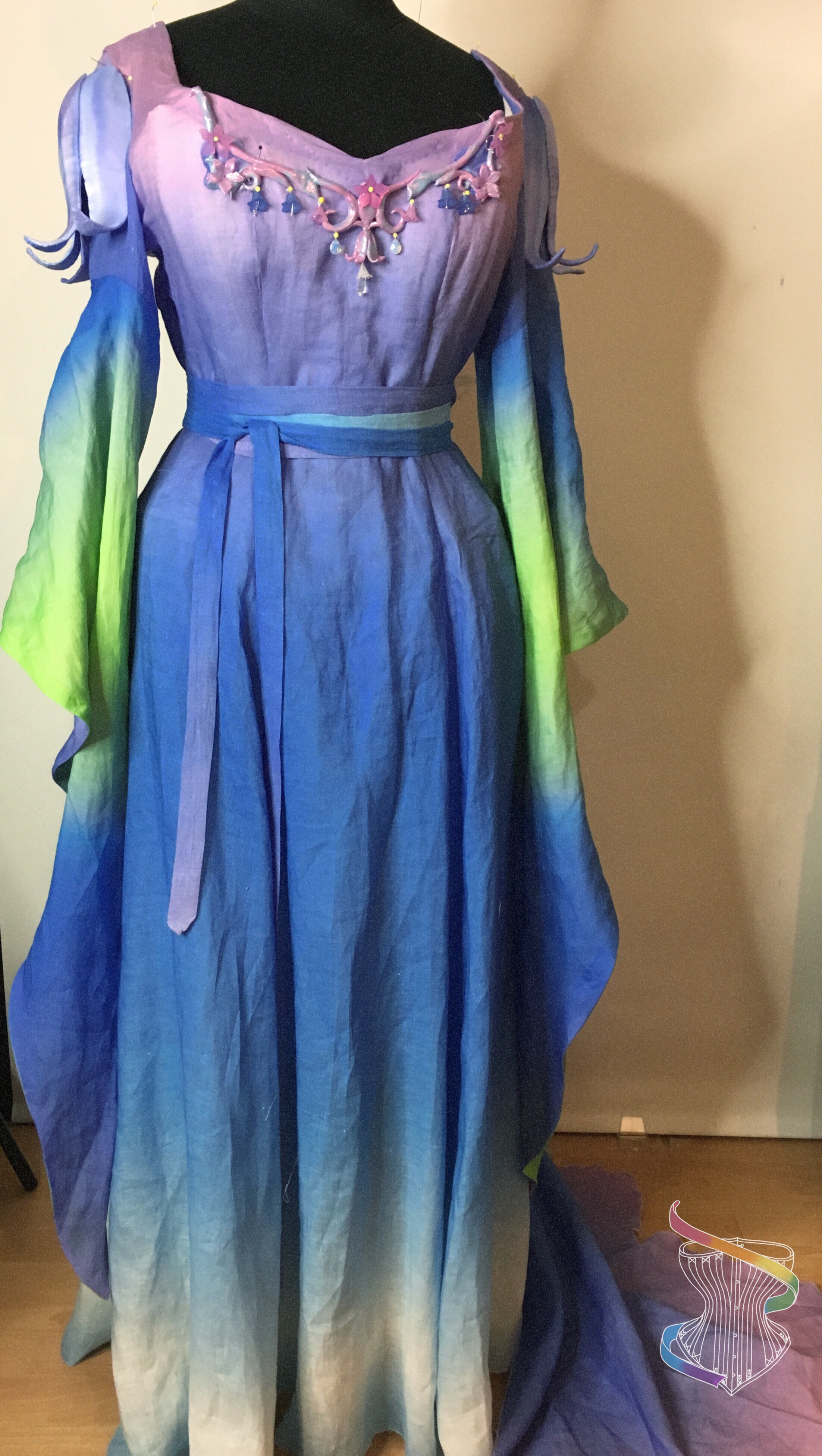 Bluebell Gown