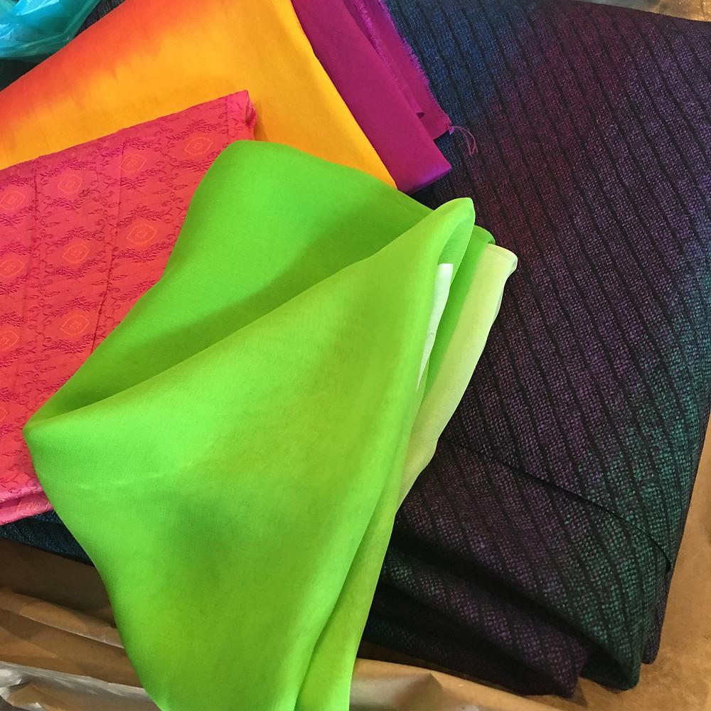 Fabric haul!
