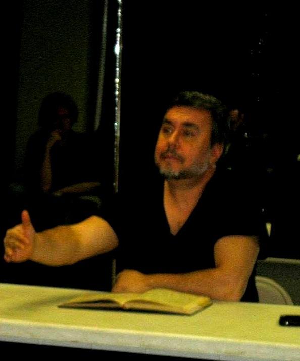 Maestro Valentin Peytchinov