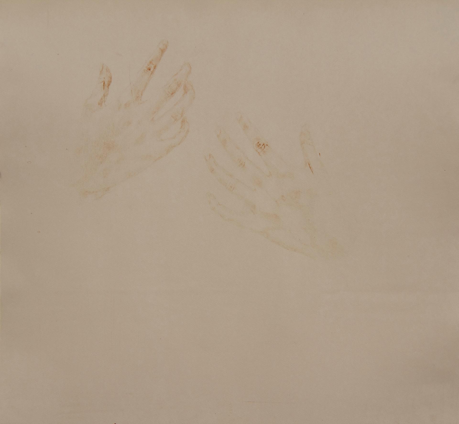 Empty handed II (détails)