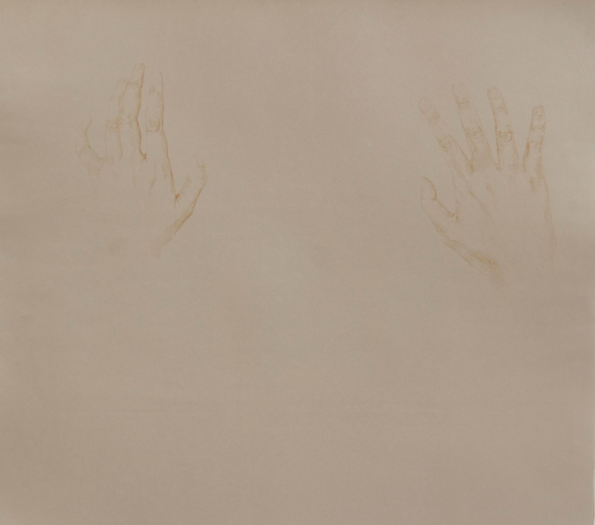 Empty handed III (détails)