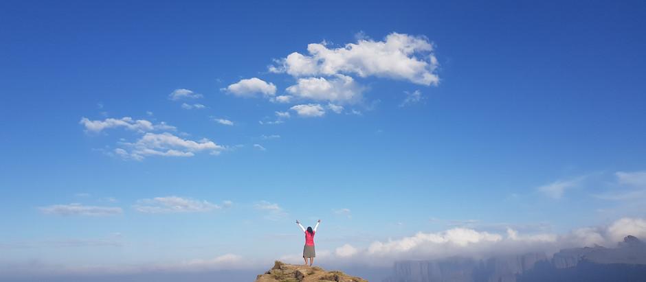 """Everyday Hiking Hero: Lerato """"SkirtGirlHiker"""" Monyatsi"""