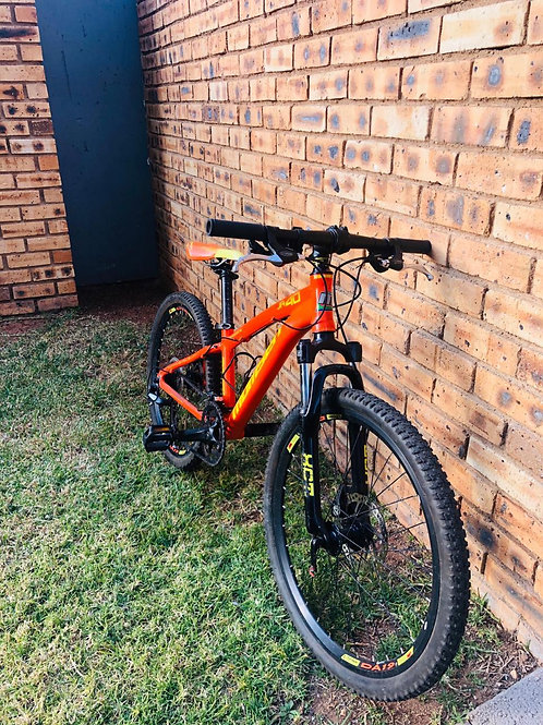 Momsen Bike (MTB) - 20 Wheel Size JR Race Alloy Frame