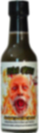 6 X our hottest sauce available with Bhut Jolokia peppers & Habanero Peppers