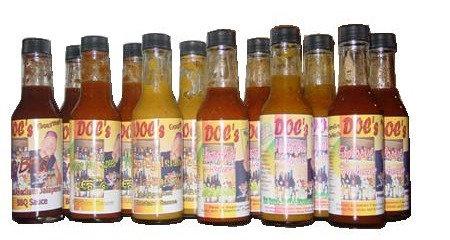 DHH-56-A Medium Heat Sauce