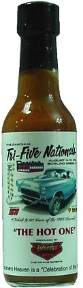 Tri-Five Nationals Celebration Sauce DHH#66
