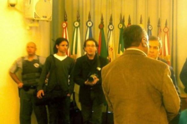 Workshop na Câmara Municipal