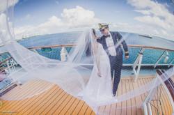Casamento a Bordo ( Wedding on board