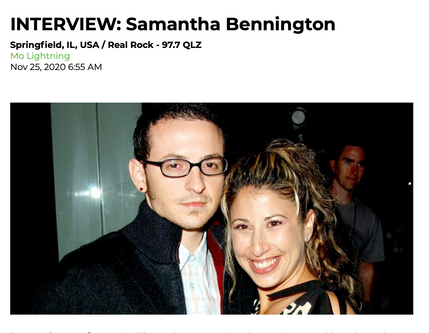 Interview: Samantha Bennington