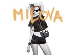 MILOVA sac mini rue Madame