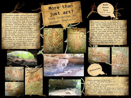 More than Just Art? Cave Drawings as Visual Rhetoric