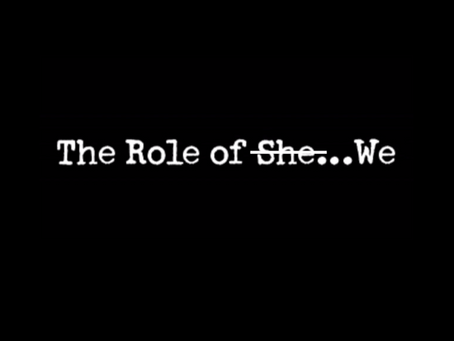 The Role of We