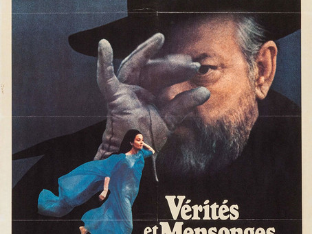 Film Review: Orson Welles' F for Fake