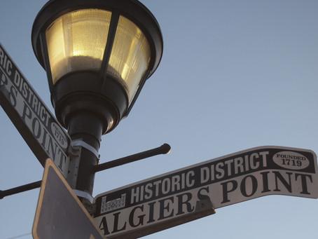 Algiers Point: A Virtual Tour