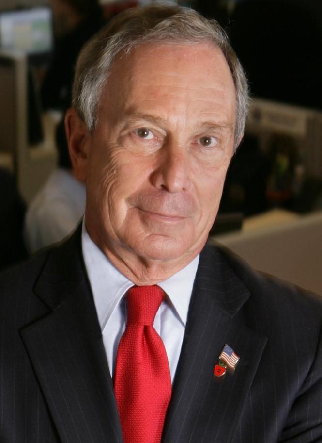 Michael Bloomberg by Rubinstein posted on Flickr - http://flickr.com/photos/23357263@N03/3909819823