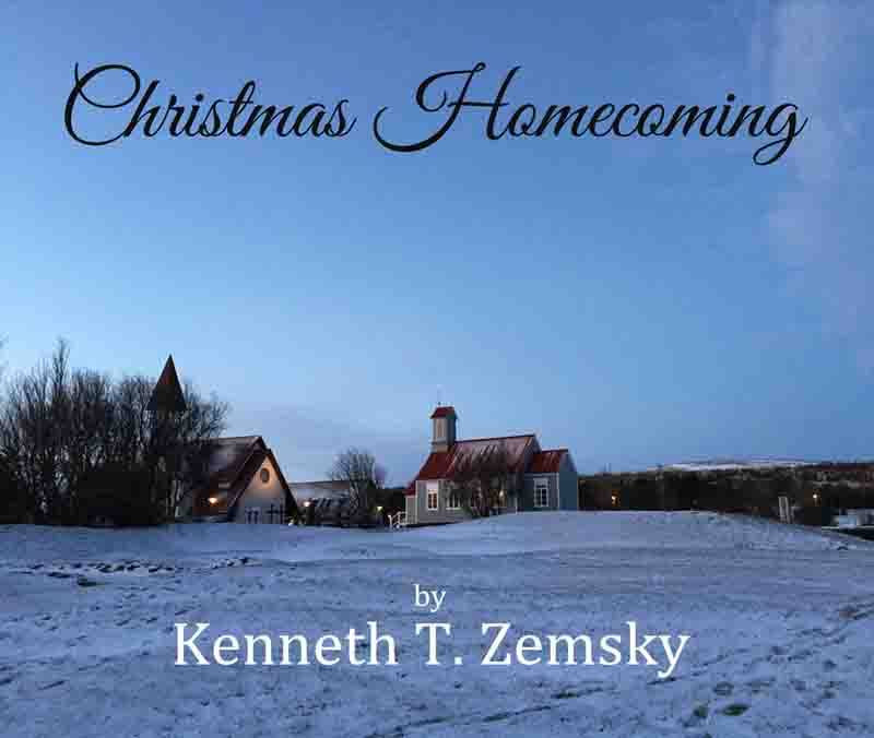 Christmas Homecoming - A Short Story by Kenneth T. Zemsky