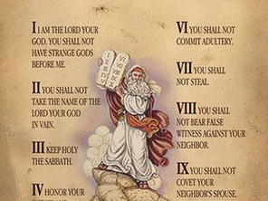 The Ten Discommandments—          Things God Did Not Say to Moses