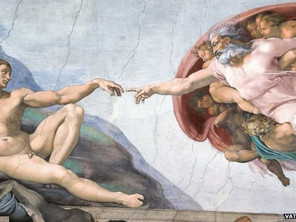 MICHELANGELO AND ME