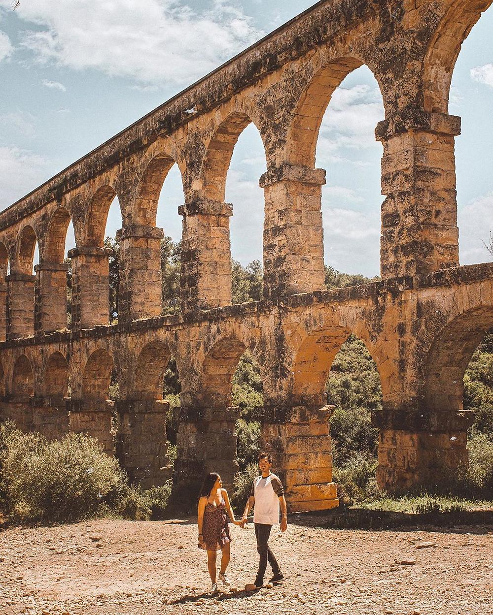Acueducto de les Ferreres - Tarragona