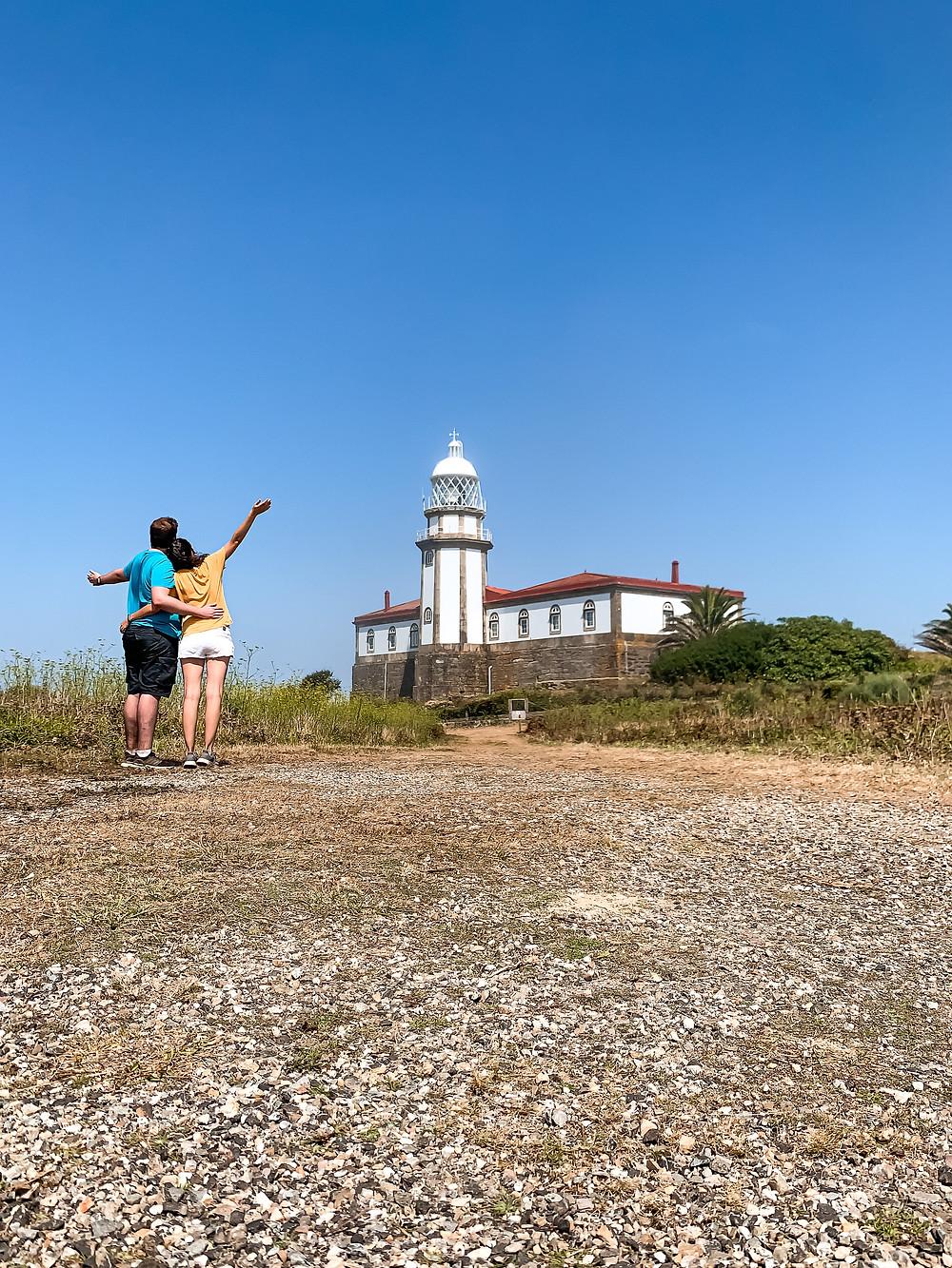 Faro Isla de Ons