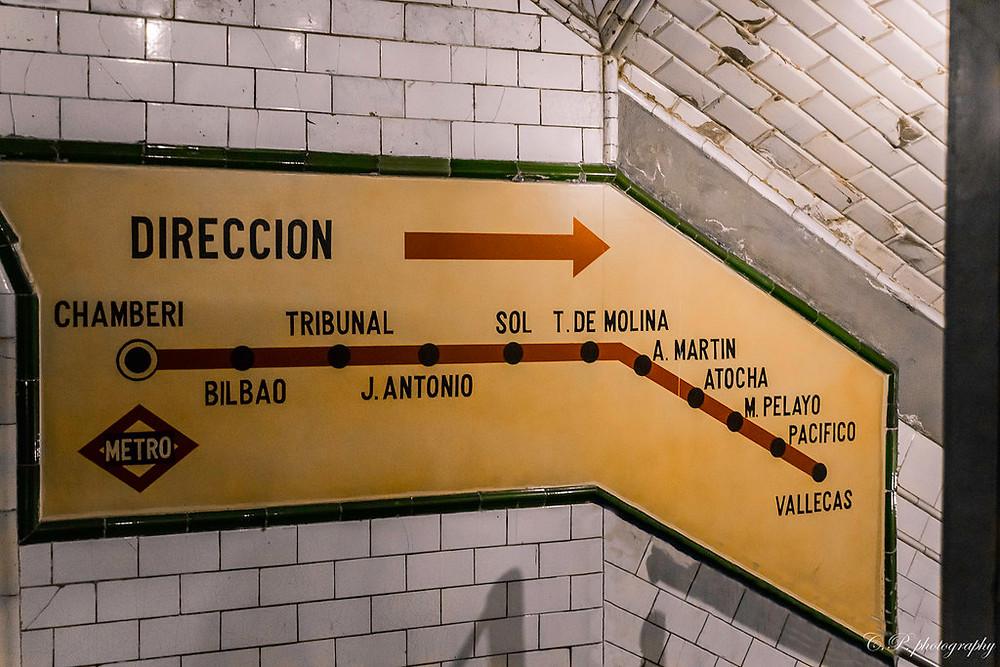 Estación Museo - Andén 0