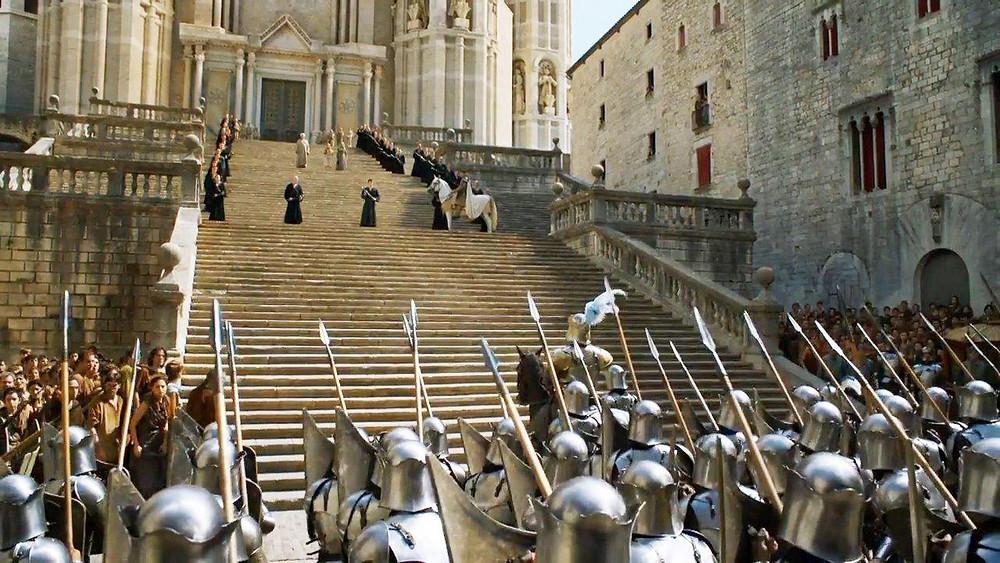 Girona y Juego de Tronos