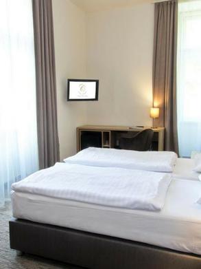 ALOJARSE EN BUDAPEST: CITY HOTEL RING