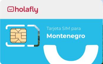 tarjeta sim para Montenegro