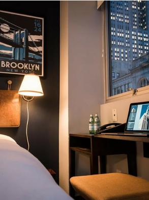 DONDE NO ALOJARSE EN NUEVA YORK: U HOTEL FIFTH AVENUE