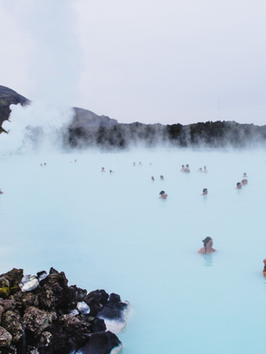 BLUE LAGOON, UNA EXPERIENCIA ÚNICA EN ISLANDIA
