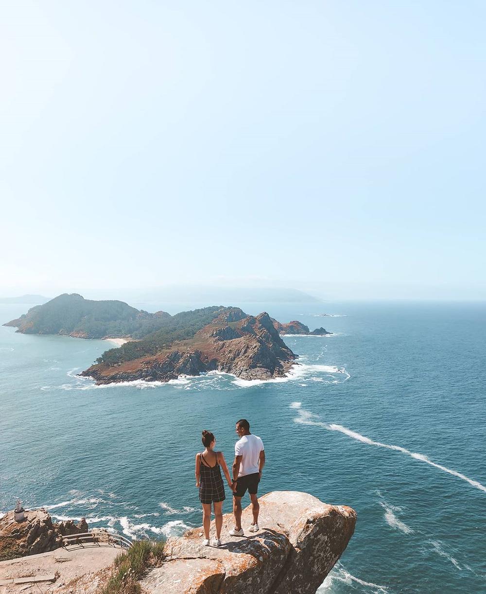 Islas Cíes - Pontevedra