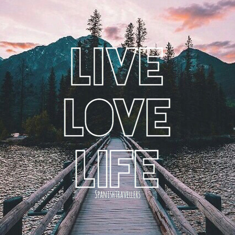 LIVE LOVE LIFE - Travel Quotes