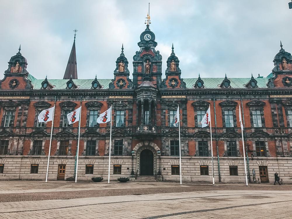 Ayuntamiento d Malmö