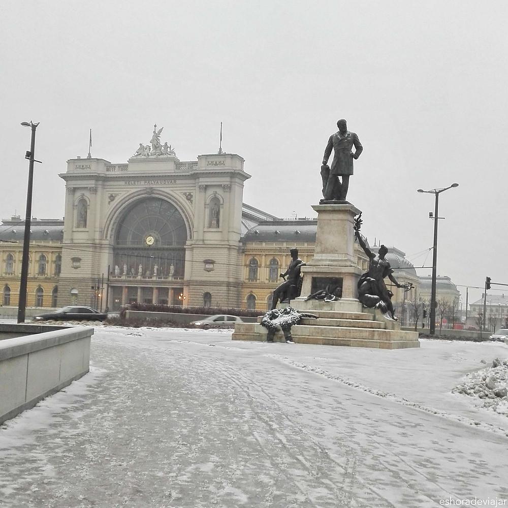 Estación de Keleti Budapest