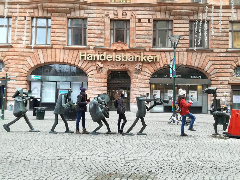 Los músicos de Malmö