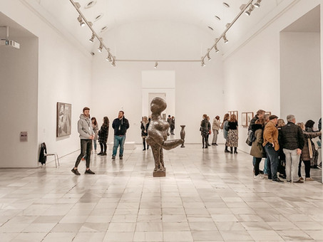 CÓMO VISITAR EL MUSEO REINA SOFÍA GRATIS