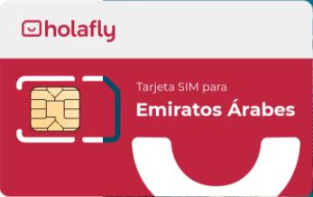 tarjeta sim para Emiratos Arabes