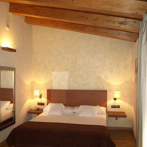 ALOJARSE EN AVILA: HOTEL LAS LEYENDAS