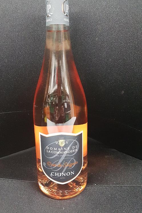 Chinon rosé