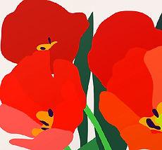 TULIPS art flowers image