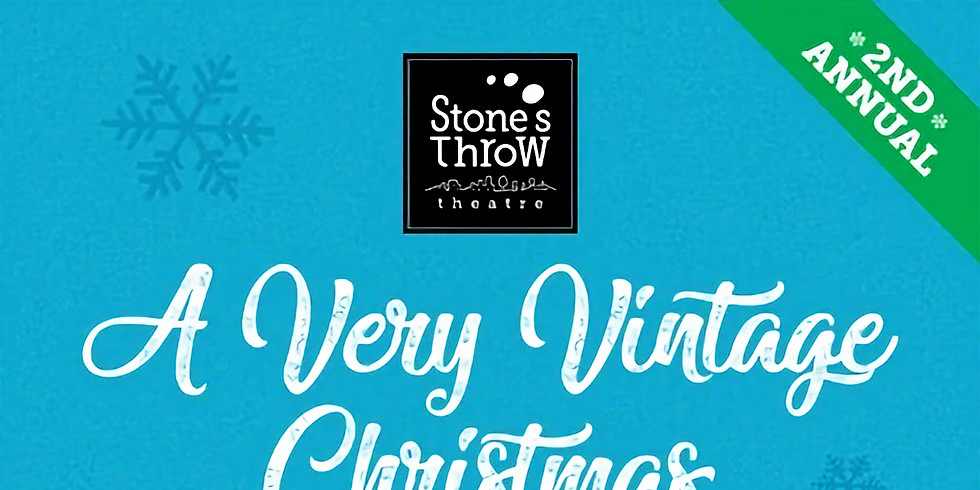 """2nd Annual """"A Very Vintage Christmas"""""""
