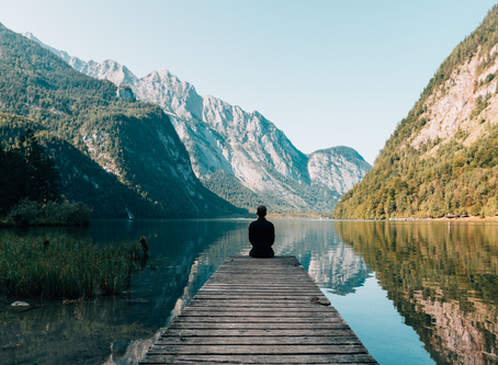Why You Need a Stress-Busting Stillness Practice - Part 4 of the Four Pillars of Stress Management