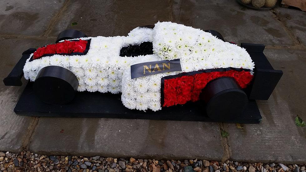 Formula 1 Car (3D)