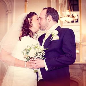 Deborah & Simon Wedding